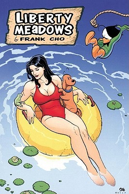 Summer Of Love by Frank Cho