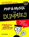 PHP and MySQL for Dummies [With CDROM]