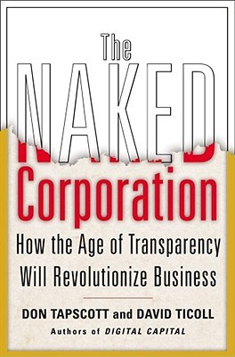 The Naked Corporation by Don Tapscott