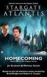Stargate Atlantis: Homecoming (Stargate Atlantis, #16)