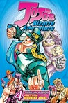 JoJo's Bizarre Adventure, Vol. 4 (Stardust Crusaders, #4)
