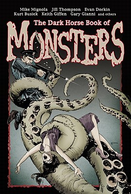 The Dark Horse Book of Monsters by Scott Allie