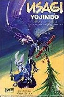 Usagi Yojimbo, Vol. 15 by Stan Sakai