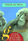 Good Natured: Origins of Right and Wrong in Humans and Other Animals
