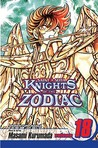 Knights of the Zodiac, Volume 18 (Saint Seiya): The End of the Azure Waves