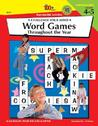 Challenge Your Mind - Word Games - Grades 4 to 5