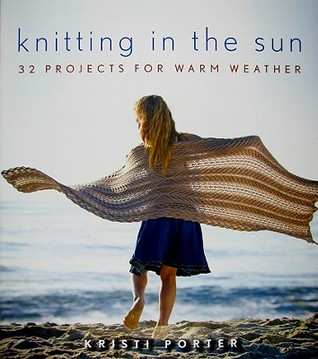 Knitting In the Sun by Kristi Porter