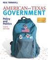 American and Texas Government: Policy and Politics (10th Edition)