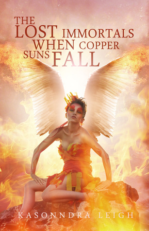 When Copper Suns Fall by KaSonndra Leigh