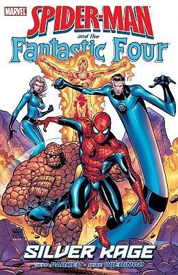 Spider-Man and the Fantastic Four by Jeff Parker