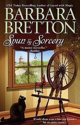 Spun By Sorcery (Sugar Maple, #3)