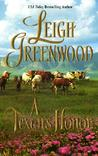 A Texan's Honor (The Cowboys, #11)