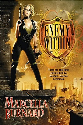 Enemy Within (Enemy, #1)