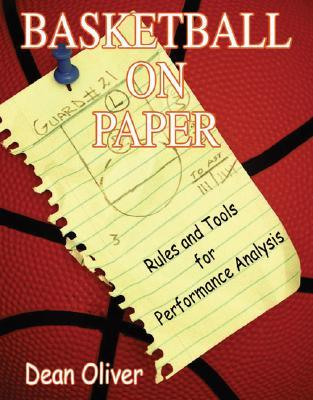 Basketball on Paper by Dean Oliver