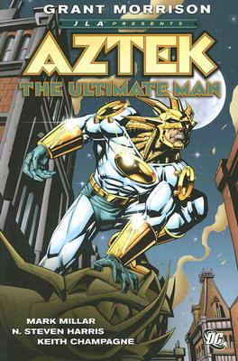 Aztek the Ultimate Man by Grant Morrison