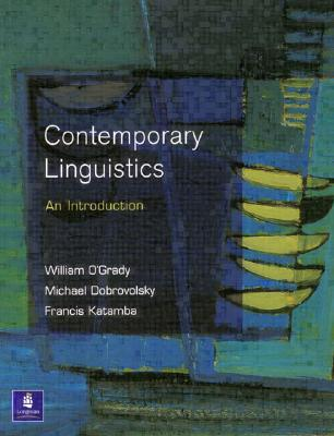 Contemporary Linguistics by William O'Grady