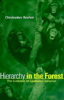 Hierarchy in the Forest: The Evolution of Egalitarian Behavior