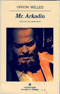 Mr. Arkadin by Orson Welles