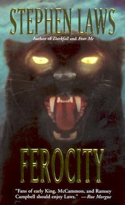 Ferocity by Stephen Laws