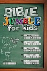 Bible Jumble for Kids