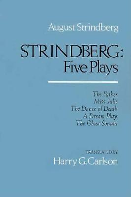 Five Plays by August Strindberg