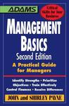 Management Basics: A Practical Guide for Managers