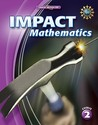 IMPACT Mathematics, Course 2, Student Edition