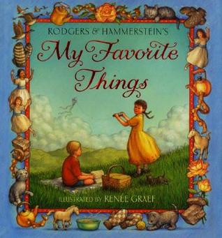 My Favorite Things by Richard Rodgers