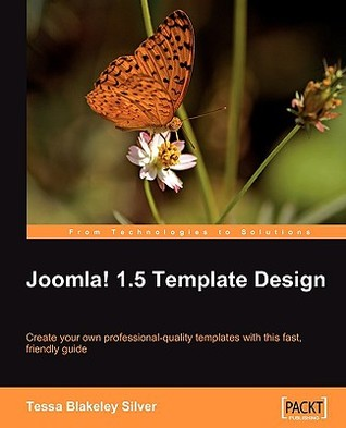Joomla! 1.5 Template Design by Tessa Blakeley Silver