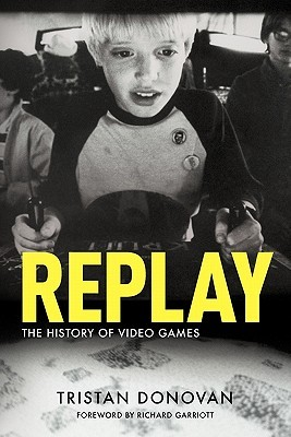 Replay by Tristan Donovan