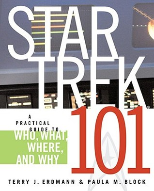 Star Trek 101 by Terry J. Erdmann