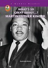 Martin Luther King Jr. (A Robbie Reader)