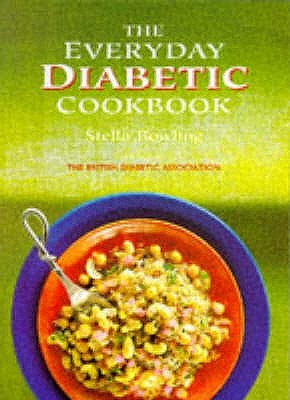 The Everyday Diabetic Cookbook by Stella Bowling