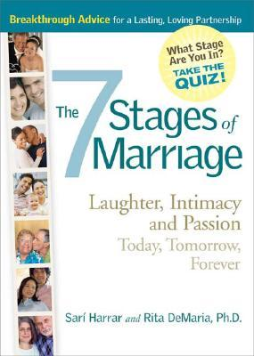 7 Stages of Marriage by Rita M. DeMaria