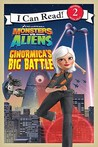 Monsters vs. Aliens: Ginormica's Big Battle