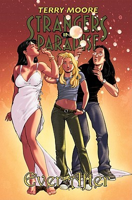 Strangers in Paradise, Volume 19 by Terry Moore