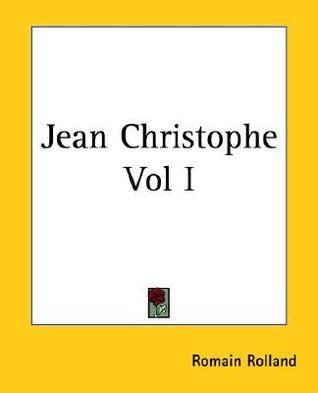 Jean Christophe Vol I