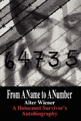 From A Name to A Number by Alter Wiener