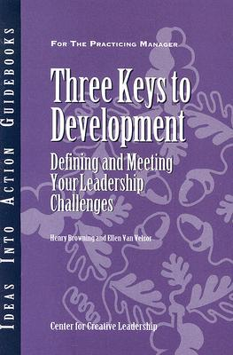 Three Keys to Development by Henry Browning