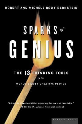 Sparks of Genius by Robert Scott Root-Bernstein