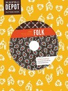 Reprodepot Pattern Book: Folk: 225 Vintage-Inspired Textile Designs
