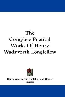 The Complete Poetical Works of Henry Wadsworth Longfellow