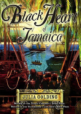 Black Heart of Jamaica (Cat Royal, #5)