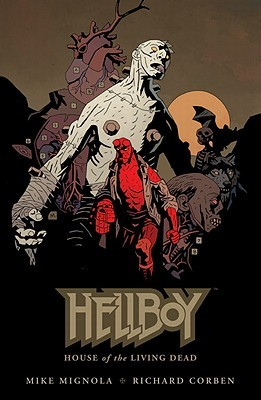 Hellboy by Richard Corben