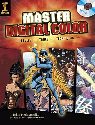 Master Digital Color by Brian Miller