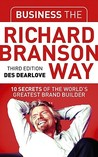 Business the Richard Branson Way by Des Dearlove