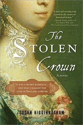 The Stolen Crown by Susan Higginbotham