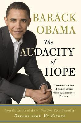 The Audacity of Hope by Barack Obama