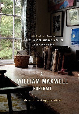 A William Maxwell Portrait by Charles Baxter