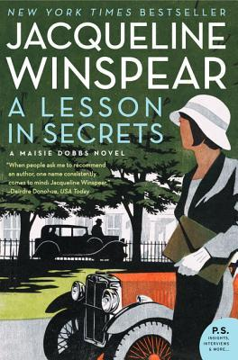 A Lesson in Secrets by Jacqueline Winspear